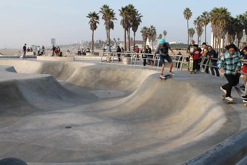 Skate Park, Venice Becah