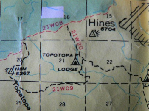 Topotopa [sic] Lodge