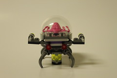 LEGO Teenage Mutant Ninja Turtles Kraang Lab Escape (79100)