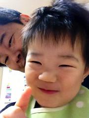 朝御飯とらちゃん 2012/12/20