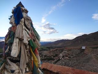 Cidade de Gyantse Tibete