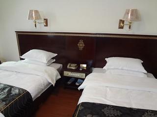 Alojamento em Gyantse Tibete