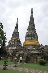 崖差蒙空寺 (Wat Yai Chai Mongkhol)