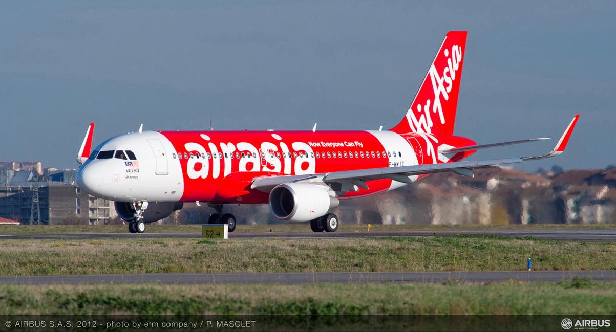 A320 AirAsia