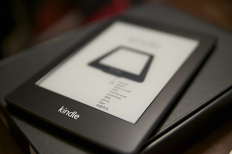 2012-12-22 Kindle Paperwhite