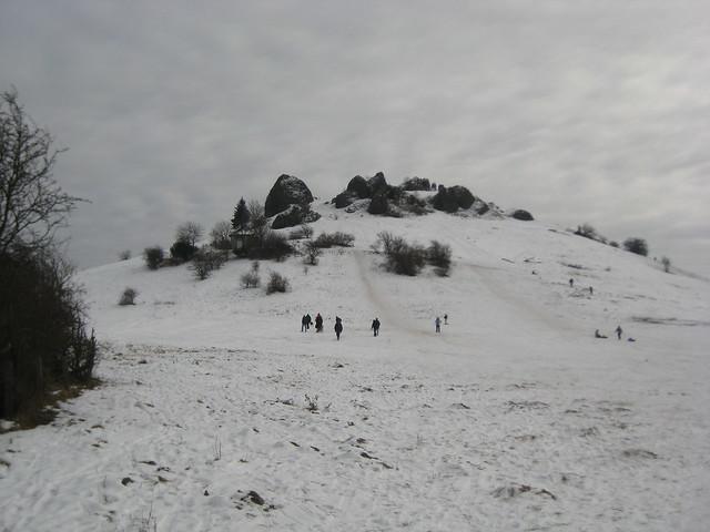 Helfensteine auf dem Dörnberg