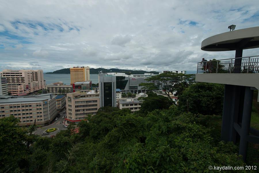 kota kinabalu viewpoint