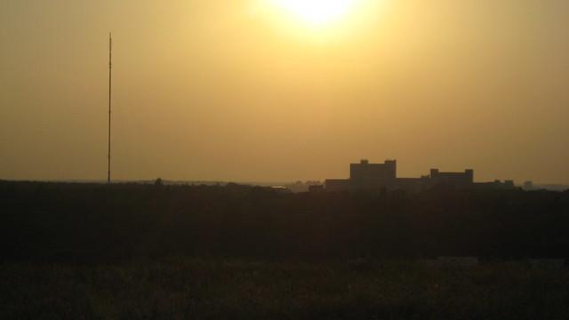Sonnenuntergang @ Drachenberg