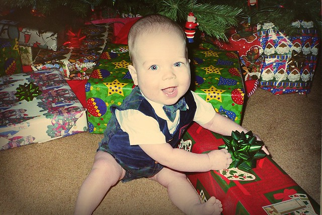 SuperPizzaBoy's First Christmas