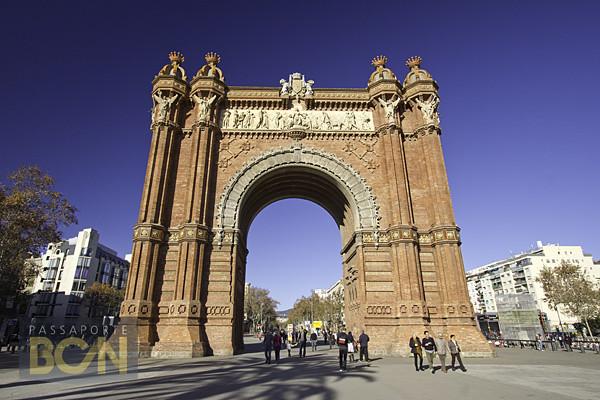 Arc del Triomf, Barcelona