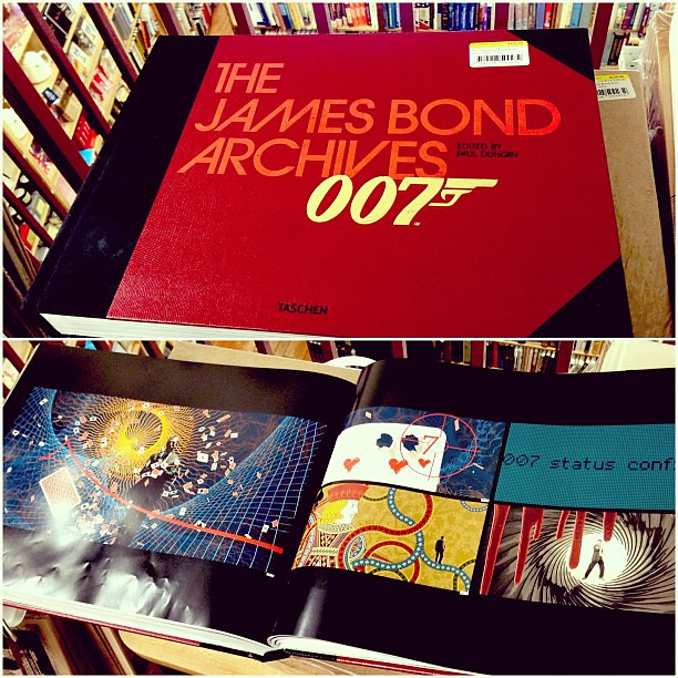 bond books in order