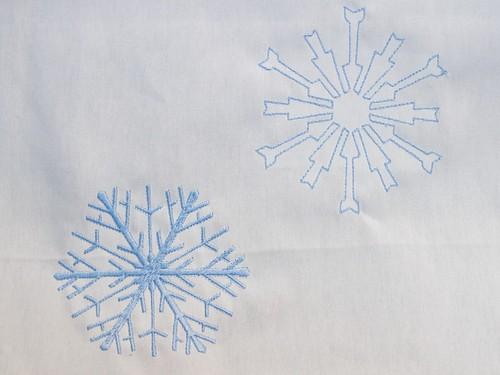 CNC Snowflakes 26