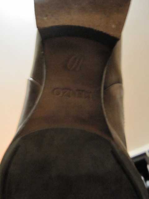 Leather Shoes Logo