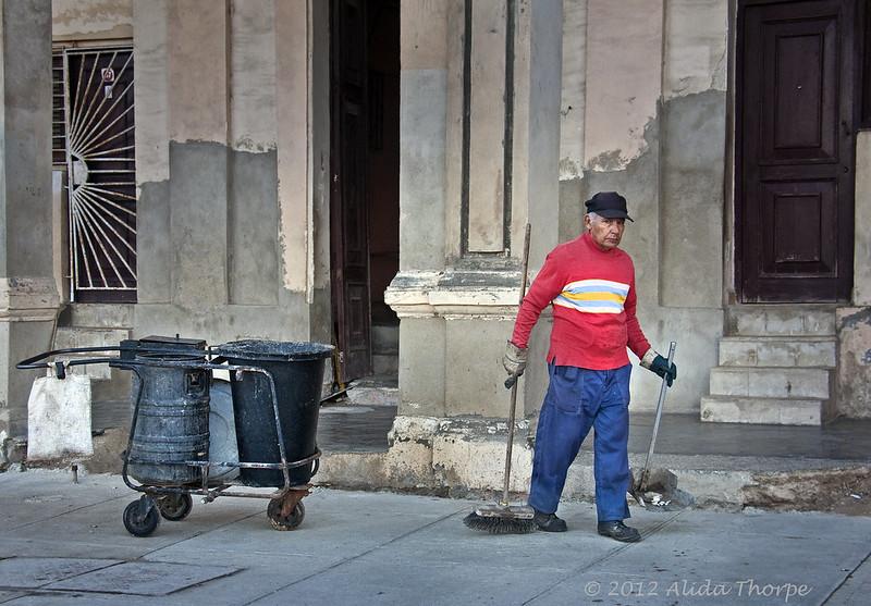 Havana sweeper