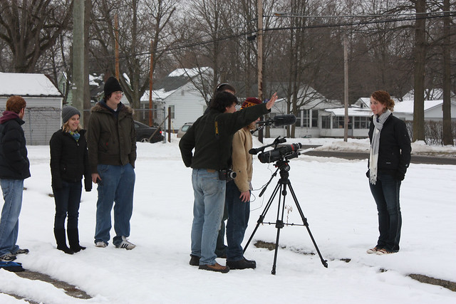 Calvin College film class