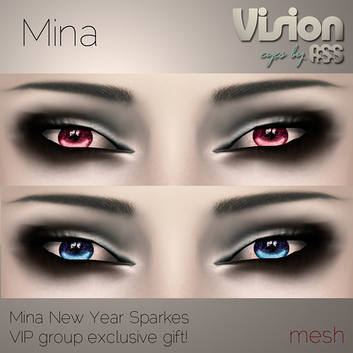 Vision by A:S:S - Mina eyes - VIP group gift