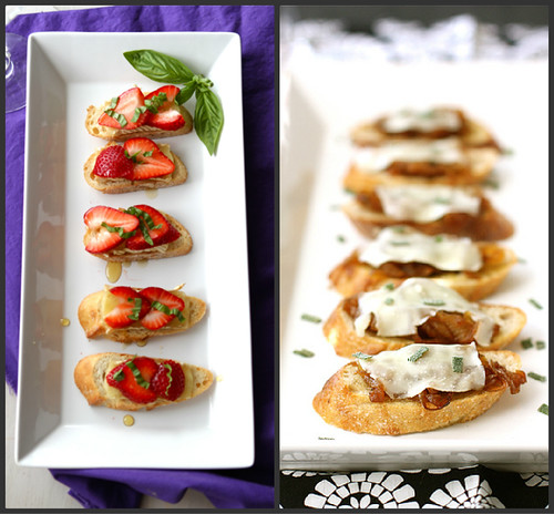 Crostini Collage
