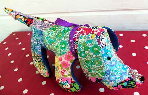 Libety Patchwork Pup (2)