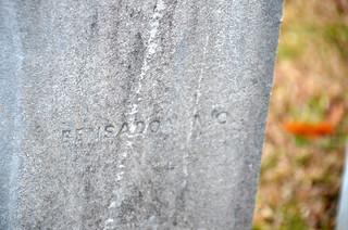 BE ISADON, NC - stonemason