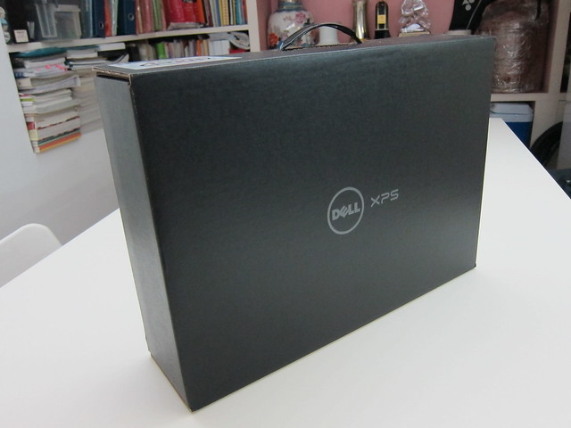 Dell XPS 12 - Box