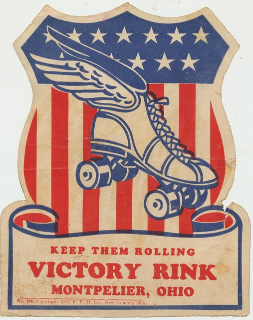 Victory Rink - Montpelier, Ohio