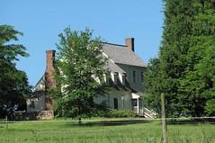 Red Hill, near Bullock, NC