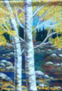 The Resilience of McCathy Creek~ Karel K. Hendee