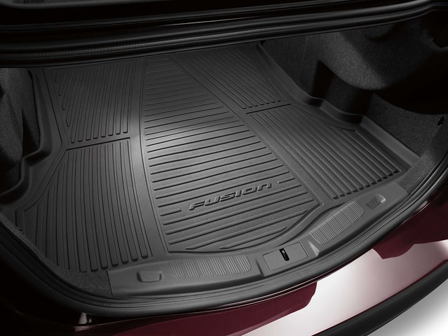 Ford Fusion Trunk Space >> Ford fusion energi trunk space