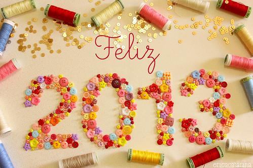 Feliz 2013! by Ei menina! - Érica Catarina