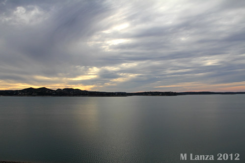 winter lake texas cloudy dam overcast hills drought hillcountry canyonlake comalcounty