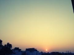 Sunset , Jan 1