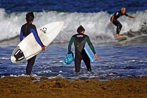 Surfing at Winkipop, Bells Beach, Victoria, Australia IMG_7934_Torquay