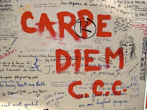Carpe Diem by Pegasus & Co