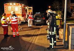 CO-Vergiftung in Wohnung, Rüsselsheim, 01.01.13