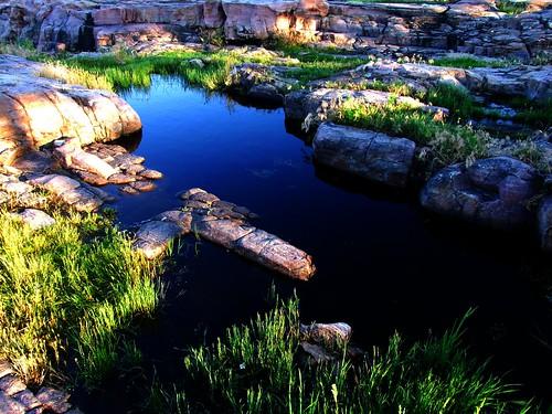landscape fallspark