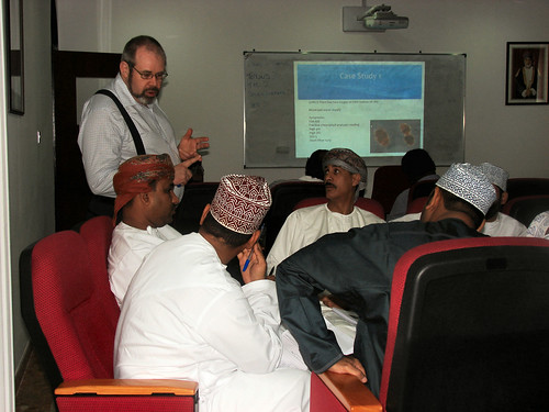 Training Course Water Engineer Oman desalination hab red tide harmful algal bloom