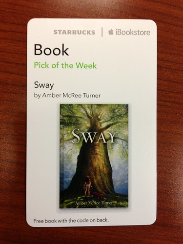 Starbucks iTunes Pick of the Week - Sway by Amber McRee Turner