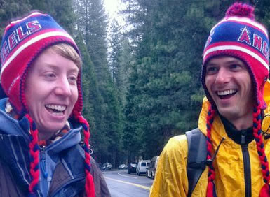 Yosemite Laughs