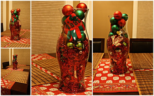 Christmas 2012 Centerpiece