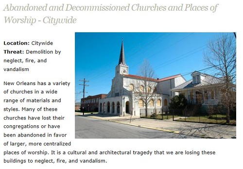 2010 decommissioned churchs endangered