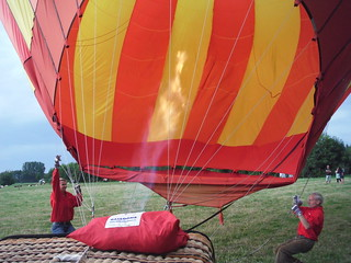 Getting the Balloon into Position