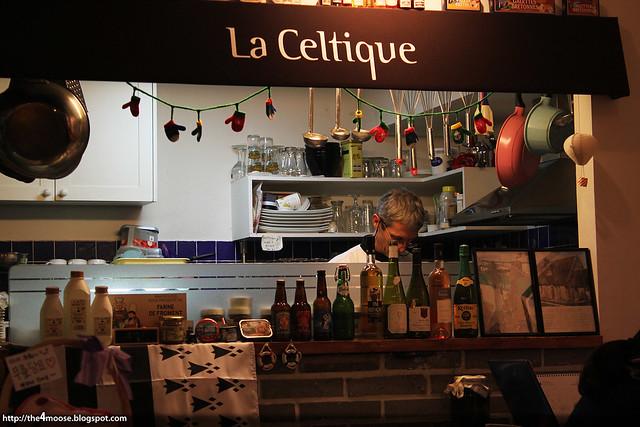 La Celtique - Kitchen
