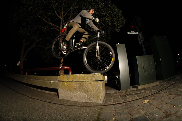 Chris Sims - Nose Manual. San Francisco, CA