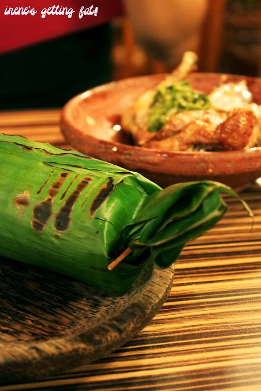 nasi-bambu-bakar-ayam-hijau