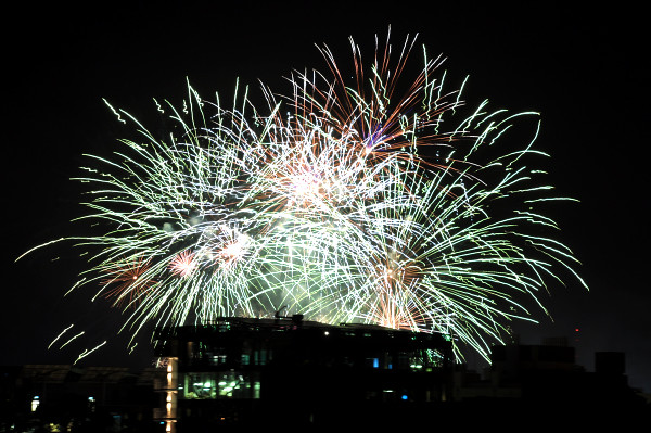Kangaroo Point Southbank: New Year's Eve Countdown Fireworks