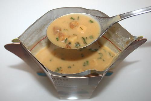 10 - Maggi Moment Mahl Pilzcremesuppe mit Kräuter-Croutons - Inhaltscheck