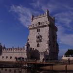 Изображение Башня Белем вблизи Algés. lisboa lisbon belem lisbonne torredebelém 31122012