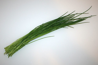 13 - Zutat Schnittlauch / Ingredient chives