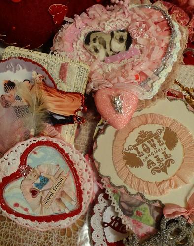 valentine ornies
