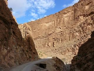 Fotografía de las Gargantas del Todra (Marruecos)